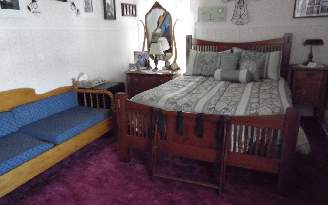 Shirley's room