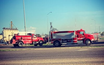 Small town fire departments